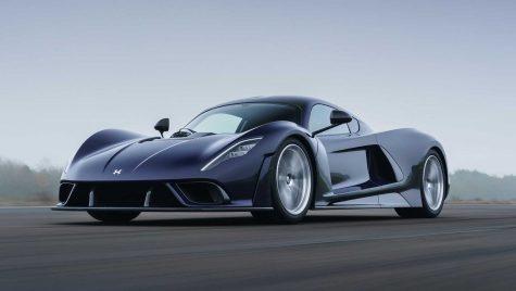 Hennessey Venom F5: supercar cu 1.800 CP produs în serie limitată