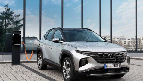 Hyundai Tucson Plug-in Hybrid: 265 CP și 50 km autonomie în mod electric