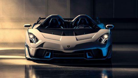 Lamborghini SC20: supercar decapotabil unicat cu motor V12 de 770 CP