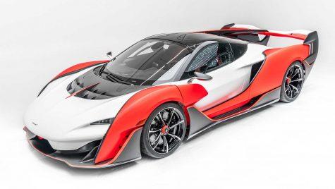 McLaren Sabre: ediție limitată disponibilă doar pentru piața americană