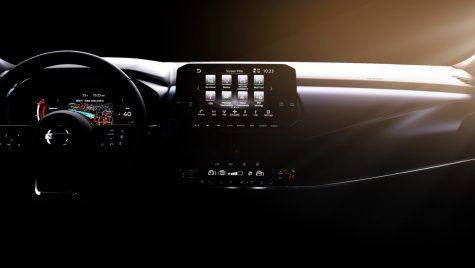 Primele imagini cu interiorul noului Nissan Qashqai