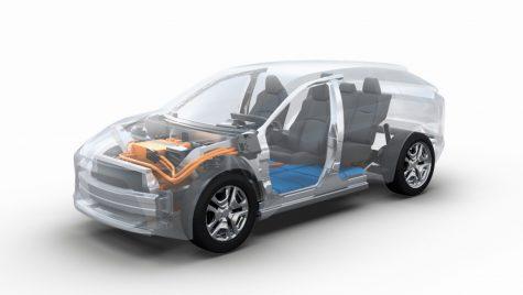 Toyota va prezenta un SUV electric pentru piața europeană