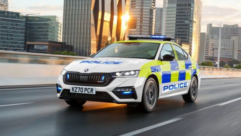 Skoda va echipa serviciile de urgență din Marea Britanie cu modele plug-in hybrid