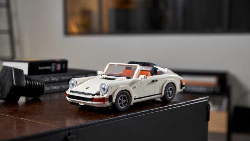 LEGO Porsche 911 Turbo, 911 targa