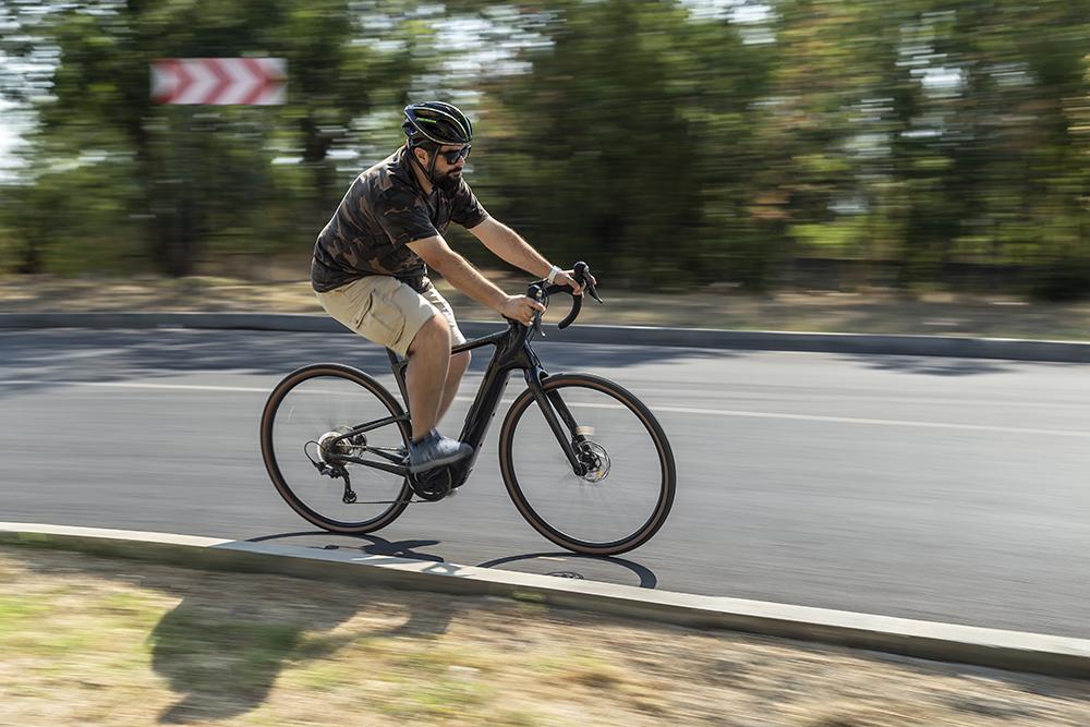 Bicicletă electrică Cannondale Topstone vehicule electrice autoexpert.ro