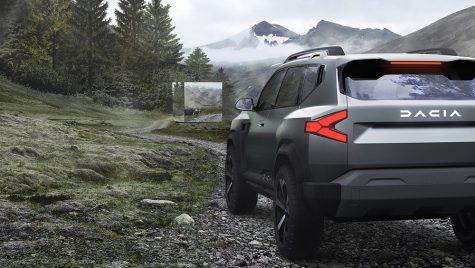 Viitorul SUV Dacia va primi un propulsor nou-nouț
