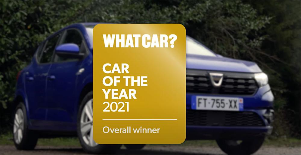 Dacia Sandero este Masina Anului What Car AutoExpert.ro