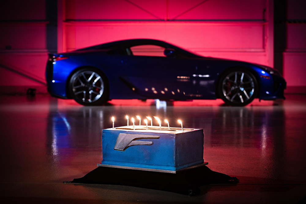 Lexus LFA autoexpert.ro