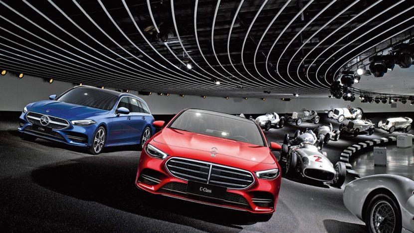 Mercedes Benz Clasa C 2021 quattroruote autoexpert.ro