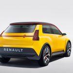 Renault 5 Prototype prefigurează viitorul model 100% electric