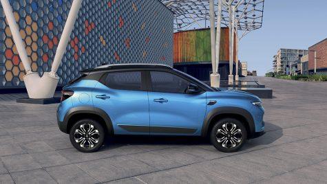 Renault Kiger: noul mini-SUV fabricat în India