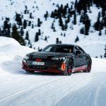 Audi e-tron GT va debuta oficial în 9 februarie