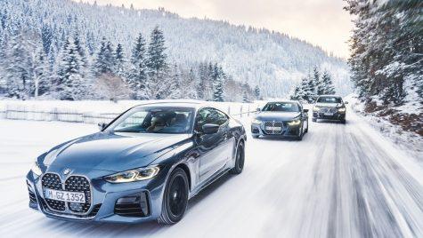 BMWPhotoCamp: arta fotografiei auto și cele mai noi modele bavareze