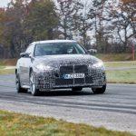 BMW i4: viitorul model electric se află în ultima fază de testare (video)