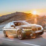 BMW M5 CS devine cel mai puternic model din gama constructorului german