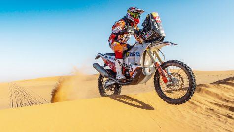 A început Dakar 2021: România este reprezentată la clasa moto și SSV