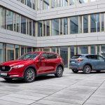 Mazda CX-5: SUV-ul japonez primește un update tehnic pentru 2021