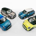 Mini primește un facelift important pentru modelele Hatch și Cabriolet