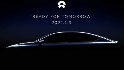 Nio lansează în 9 ianuarie un sedan electric cu baterie de 150 kWh