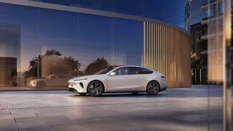 Nio ET7: sedanul electric din China ce promite o autonomie impresionantă