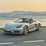 Porsche Boxster 25 Years: serie limitată la 1.250 exemplare pentru a marca aniversarea modelului