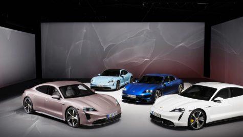Porsche Taycan, vizat de un recall la nivel mondial