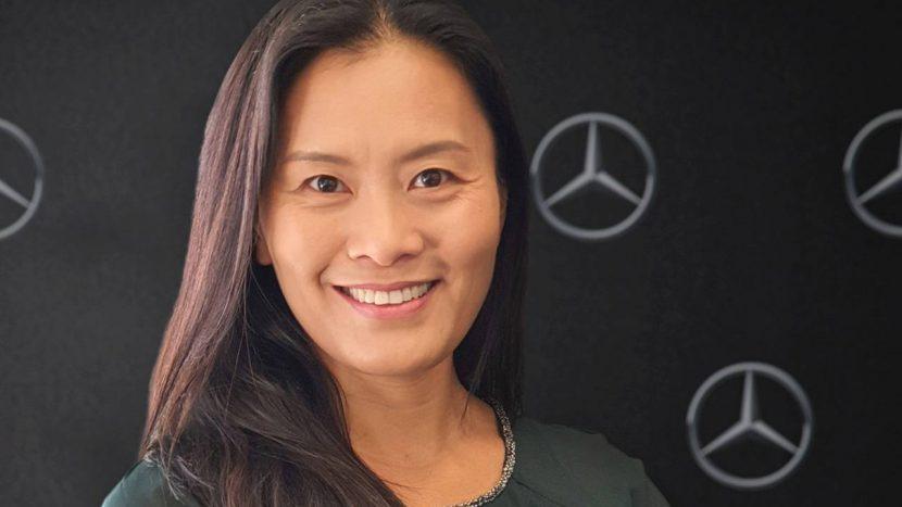 Amanda Zhang - CEO Mercedes-Benz Romania 1