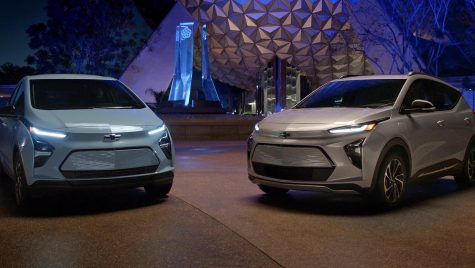 Acesta este noul crossover Chevrolet Bolt EUV model 2022