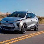 Chevrolet Bolt EUV 2022 autoexpert.ro