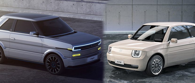 Fiat 126 electric autoexpert.ro