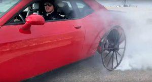 Dodge Challenger SRT Hellcat autoexpert.ro