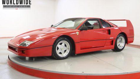 Cum arată un Ferrari de 20.000 de euro