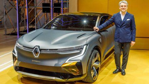 Grupul Renault a avut pierderi de 8 mld. euro în 2020