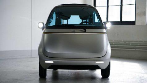 Microlino intră în producția de serie și promite o autonomie de 200 km