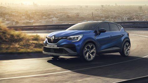 Acesta este Renault Captur R.S. Line