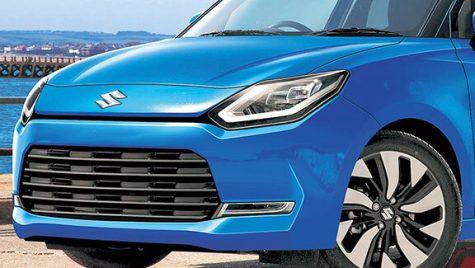 Suzuki Swift model 2023 va primi platformă modulară și propulsie hibrid