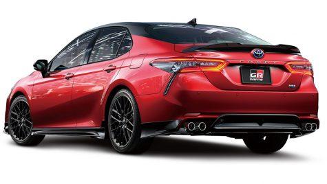 Toyota Camry GR: prețuri și detalii complete