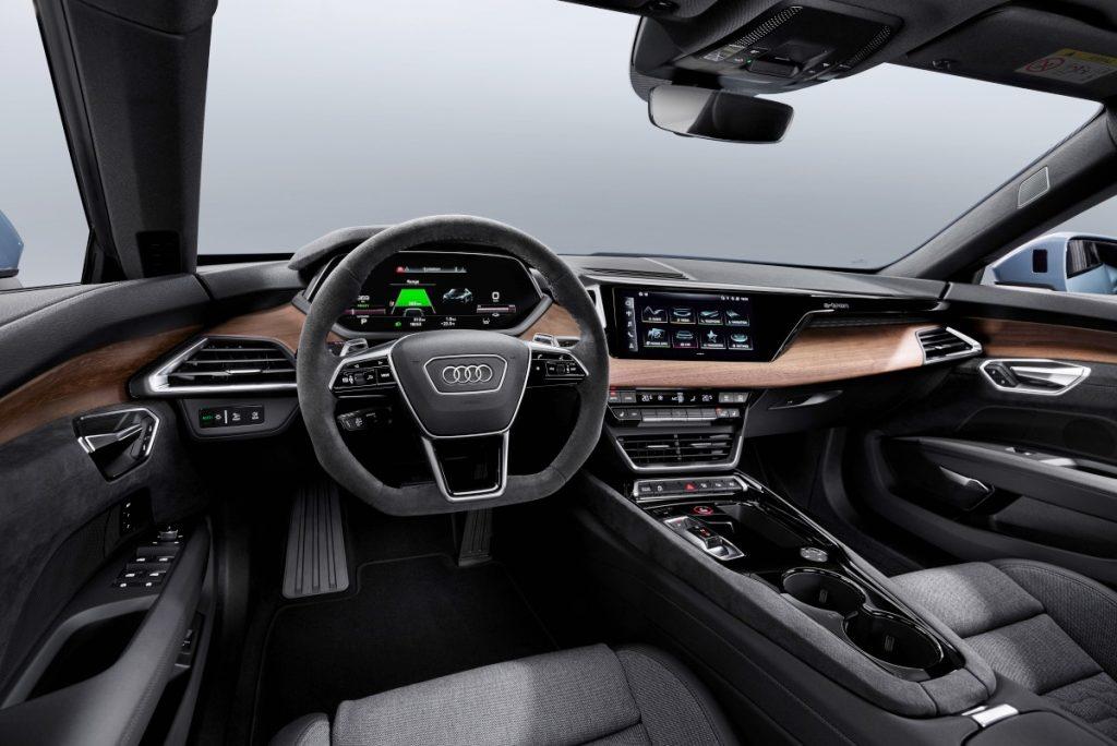 Audi e-tron GT quattro - autoexpert.ro