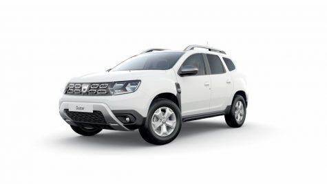 Dacia Duster primește versiune utilitară pe piața din Marea Britanie
