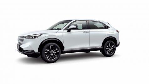 Honda HR-V: noua generație aduce un design diferit și motorizare exclusiv hibridă