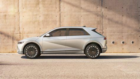 Hyundai Ioniq 5 a sosit oficial în România