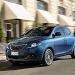 Lancia Ypsilon: singurul model din gamă primește un facelift