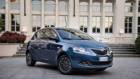 Lancia renaște: primul model electric în 2024