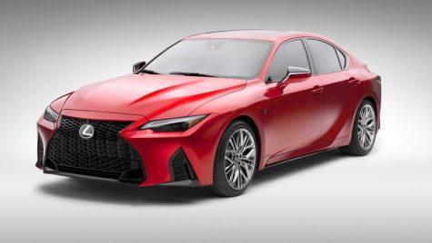 Lexus IS 500 F Sport Performance: 5.0 V8 și 479 CP