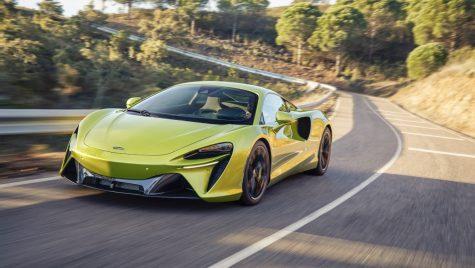McLaren Artura: primul plug-in hybrid pentru marca britanică