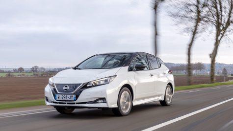 Nissan Leaf10: ediție aniversară pentru modelul electric japonez