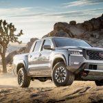 Nissan Frontier este versiunea americană a pick-up-ului Navara