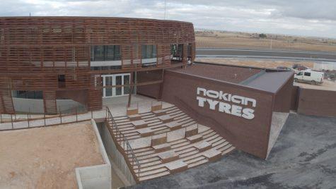 Nokian a inaugurat un nou centru de testare al anvelopelor în Spania