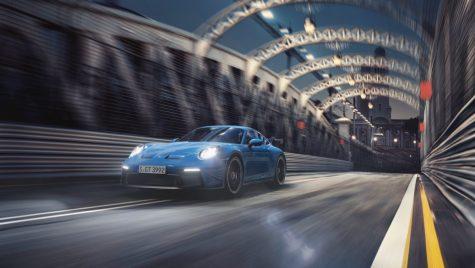 Noul Porsche 911 GT3: 510 CP pentru noua versiune sportivă