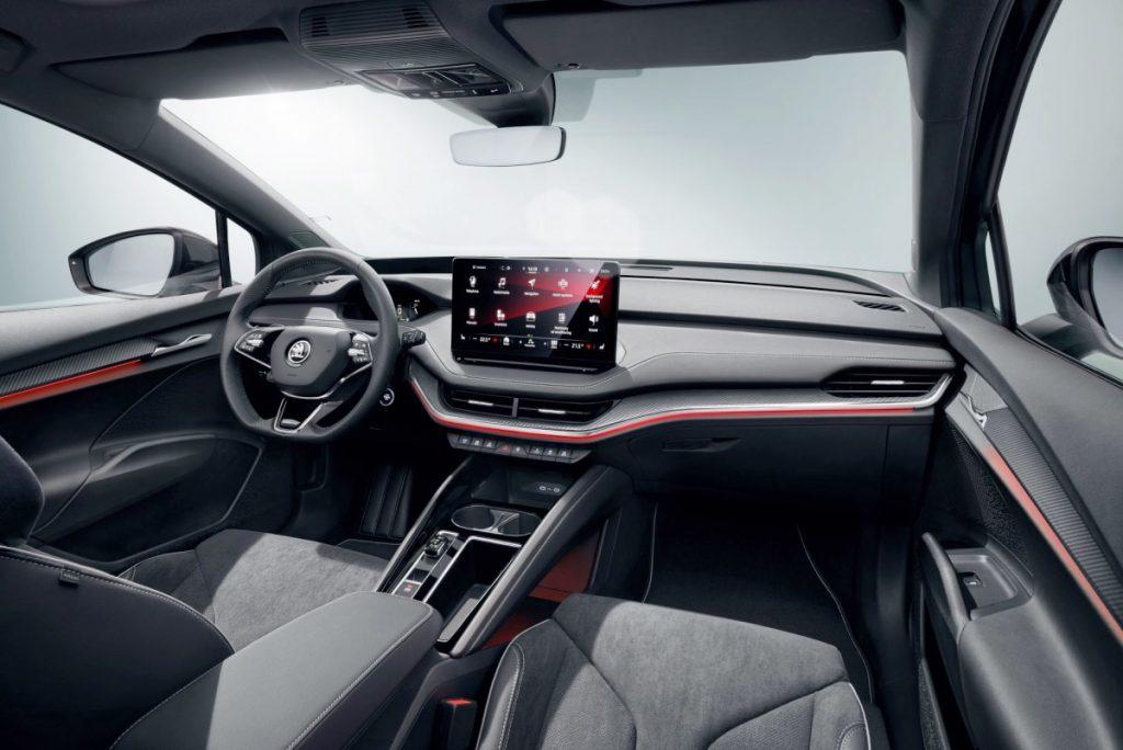 skoda-enyaq-iv-sportline-5-autoexpert.ro cel mai bun SUV electric